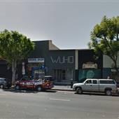 Hollywood Blvd Storefront