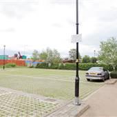 Gunnersbury Cemetery - Car Park
