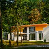 Modern Open Space house