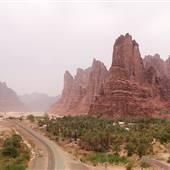 Wadi Al-Disah  - وادي الديسة