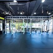 3000sf Gym