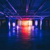 Raw Creative Industrial Basement Studio