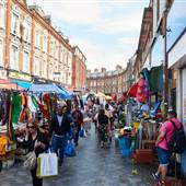 Brixton Outdoor Markets