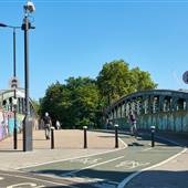 Regent's Park Road Footbridge