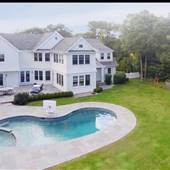 Large Hamptons House