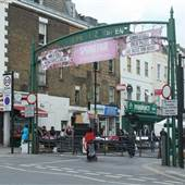 Queen's Crescent Market