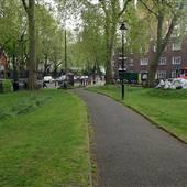 Goldington Crescent Gardens