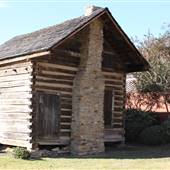 Hertiage Park Cabin