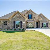 New custom home in the heart of Texas!