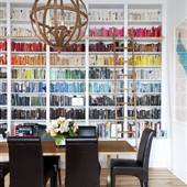 Bookish Brooklyn Home
