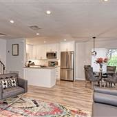Nice design: Kitchen, living room , Bedrooms & Bathroom included