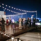 Secret Hollywood Boulevard Rooftop Venue